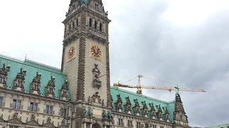 Hamburg Rathaus>