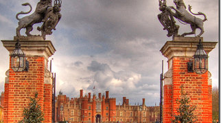 Hampton Court-paleis>
