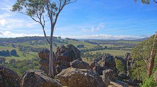 Hanging Rock, Victoria>
