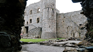 Harlech Castle>