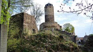 Hasištejn Castle>