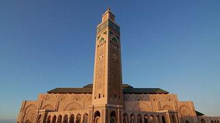 Hassan II Mosque>