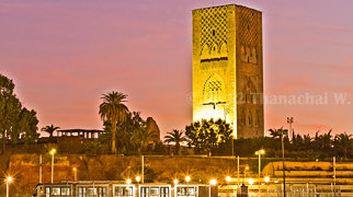 Hassan Tower>