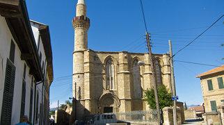 Haydarpasha Mosque>