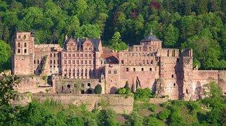 Heidelberg Castle>