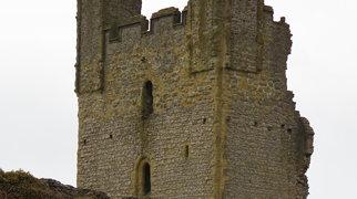 Helmsley Castle>