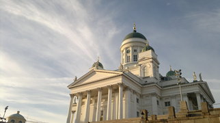 Helsinki Cathedral>
