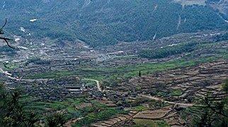 Hengduan Mountains>