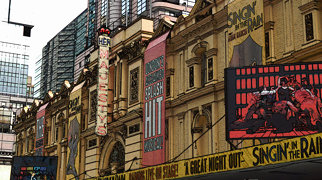 Her Majesty's Theatre, Melbourne>