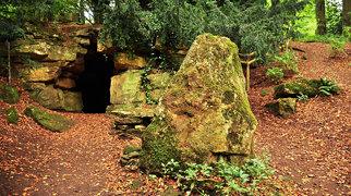 Hermit's Cave>