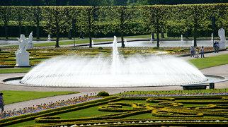 حدائق ملوك هانوفر>