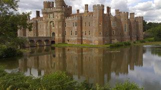 Herstmonceux Castle>
