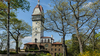 Heublein Tower>