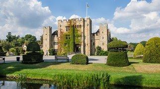 Hever Castle>
