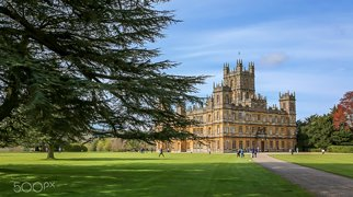 Highclere Castle>