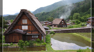 Historic Villages of Shirakawa-gō and Gokayama>