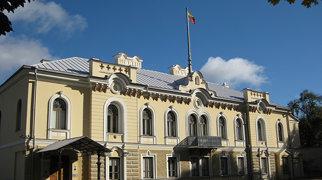 Pałac Prezydencki w Kownie>