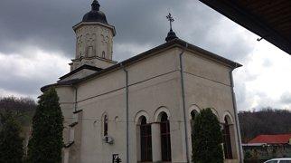 Hlincea Monastery>