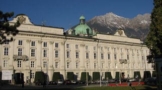 Hofburg, Innsbruck>