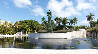 Holocaust Memorial on Miami Beach>