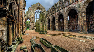 Holyrood Abbey>
