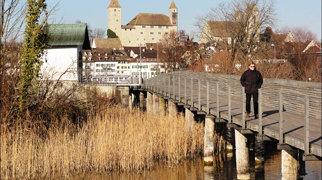 Holzbrücke Rapperswil-Hurden>