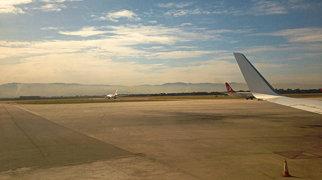 مطار هواري بومدين الدولي>