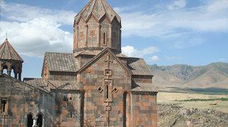 Hovhannavank Monastery>