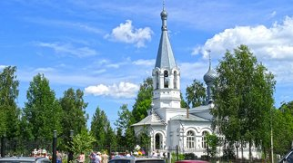 Храм Александра Невского (Макарово)>