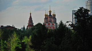 Храм Архангела Михаила в Тропарёве>