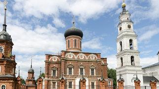 Cerkiew Opieki Matki Bożej w Wołokołamsku>