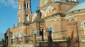 Храм Рождества Пресвятой Богородицы (Суворово)>