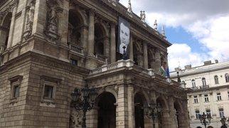 Hungarian State Opera House>
