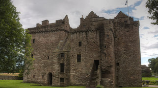 Huntingtower Castle>