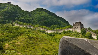 Hushan Great Wall>