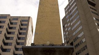 Hyde Park Obelisk>
