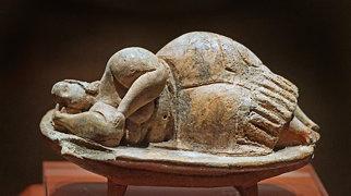 Hipogeum u Ħal-Saflieni>