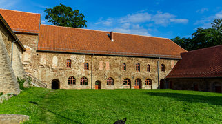 Ilsenburg Abbey>