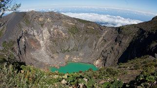 Irazú Volcano>