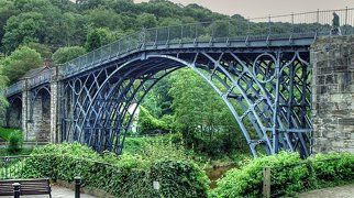 Ironbridge Gorge>