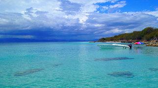 Isla de Caja de Muertos, Puerto Rico>