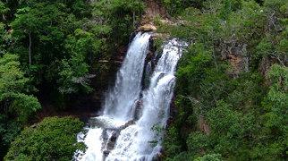 Itiquira Falls>