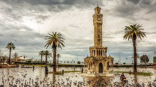 Izmir Clock Tower>
