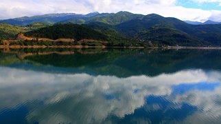 Jablanica lake>