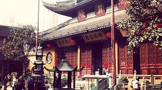 Jade Buddha Temple>