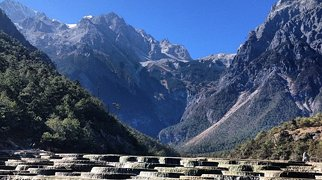 Jade Dragon Snow Mountain>