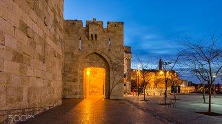 Jaffa Gate>