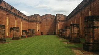 Jesús and Trinidad Jesuit Ruins>