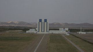 Jiuquan Satellite Launch Center>