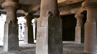 Jogeshwari Caves>